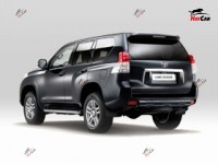 Toyota Land Cruiser Prado - 2015